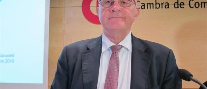 """Oliu (Banco Sabadell): """"Tomaremos las decisiones empresariales que creamos convenientes"""""""